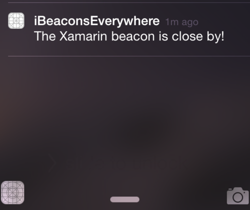 iOS iBeacon Background Region Monitoring - James Montemagno