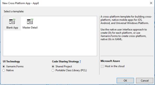 Setting up Visual Studio 2017 for Xamarin Development