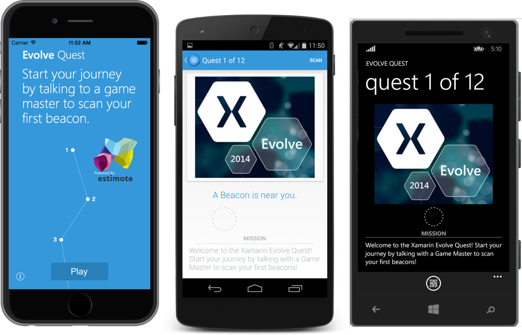 Evolve Quest App
