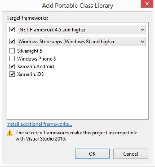 Azure Mobile Services + Xamarin + PCL - James Montemagno
