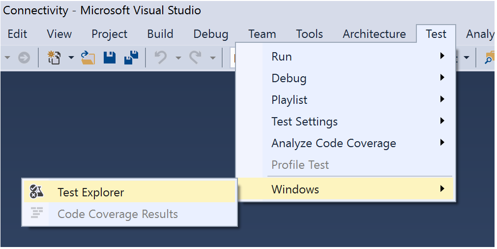 Setting Up Visual Studio to run Xamarin UITests - James