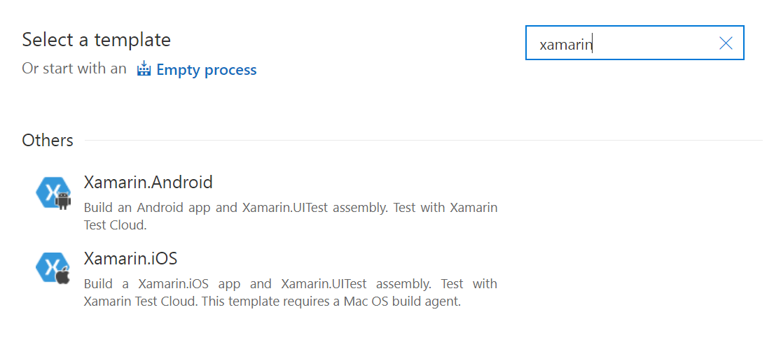 Building Xamarin iOS Apps in Team Services with Hosted macOS