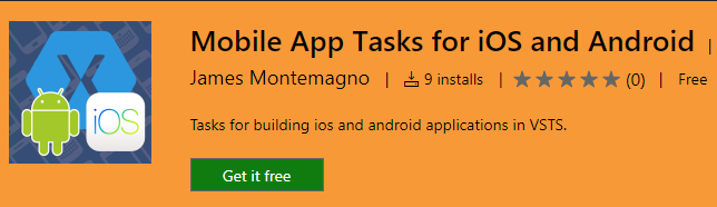 Introducing VSTS Mobile App Tasks Extension for iOS and Android