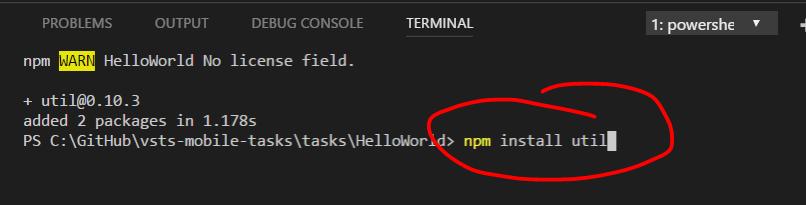 NPM-install