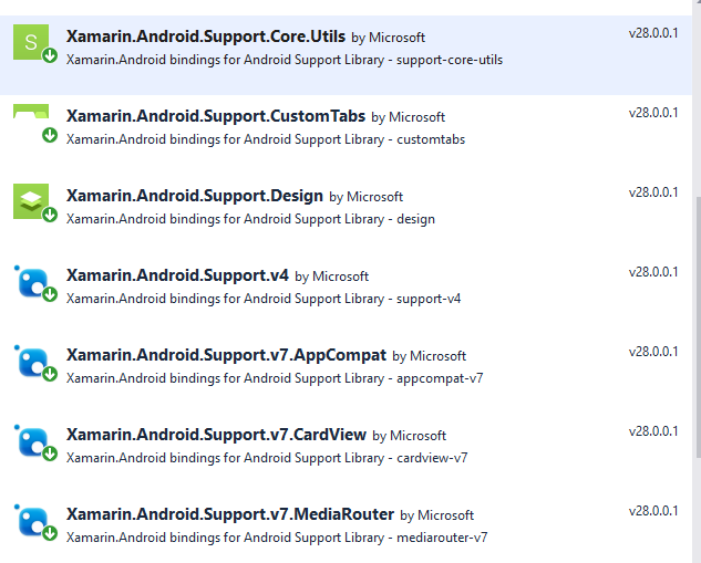 Xamarin Forms: Fully Customize Bottom Tabs on Android & Turn