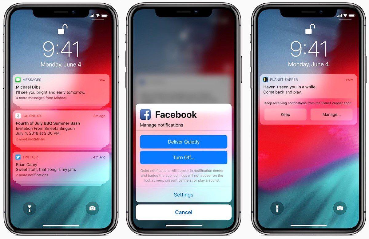iOS-Notifications
