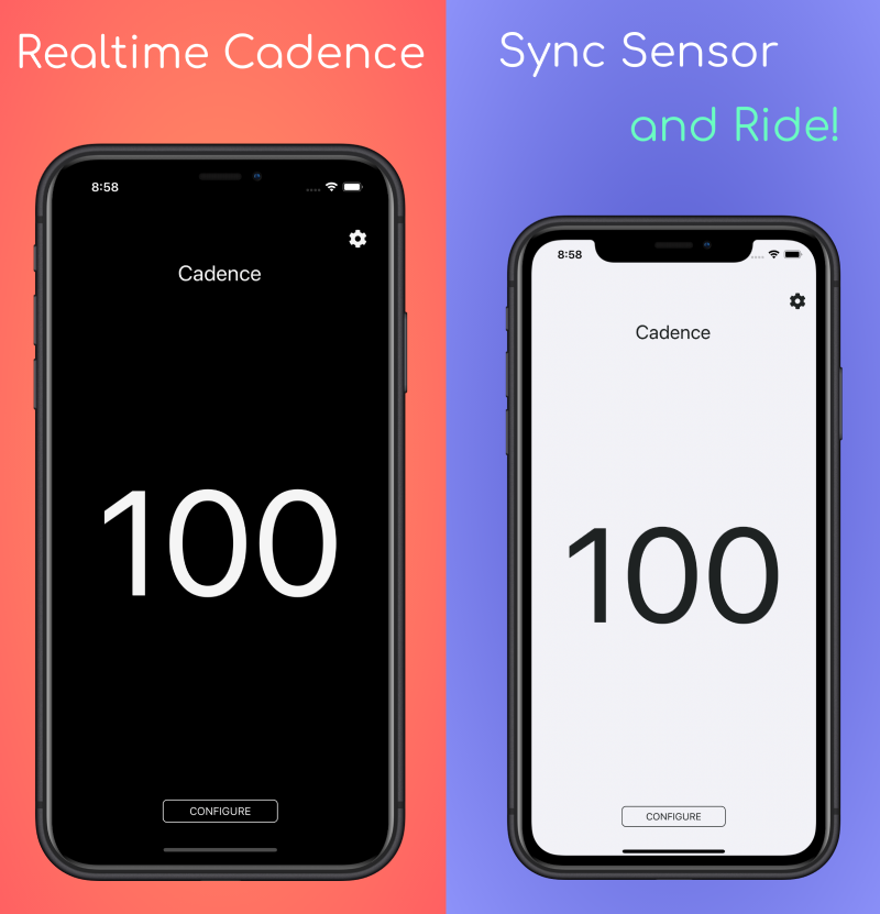 My Cadence for iOS