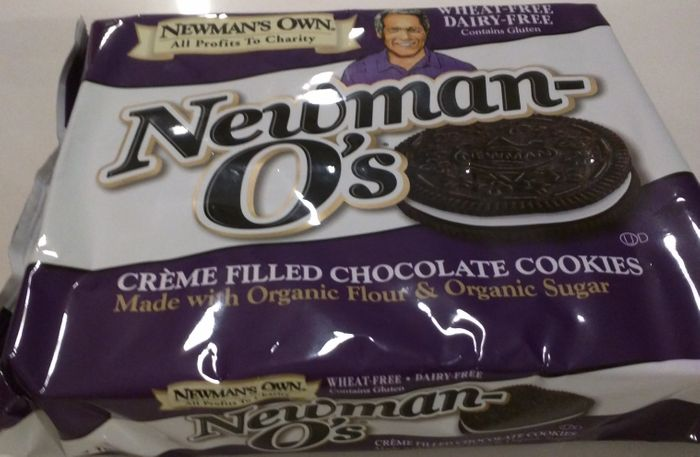 Newman-O's - A Cookie Revolution