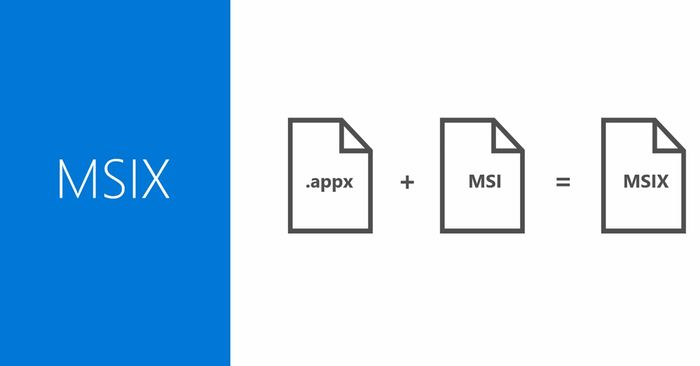 Distributing a .NET Core 3 WPF and WinForms App with MSIX