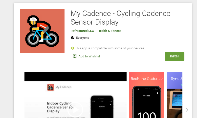 Porting My Cadence to Android in 1 Day!